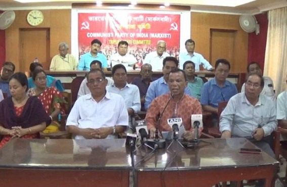BJP IT Cell & Pranab Sarkar's Deadlines Tripura's false news on ADC capture turned false, Frauds exposed