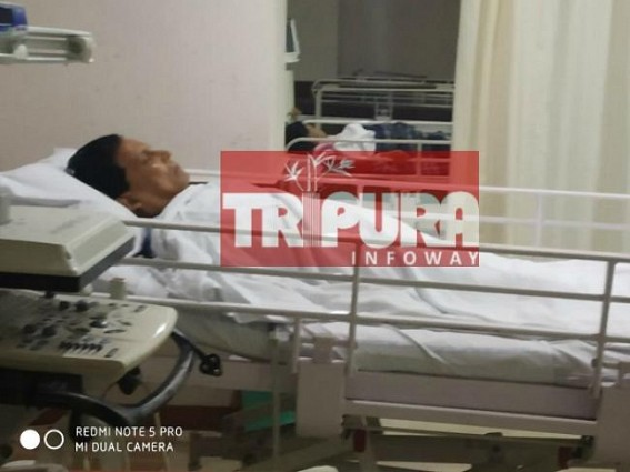 Badal Choudhury to undergo 'Brain MRI'