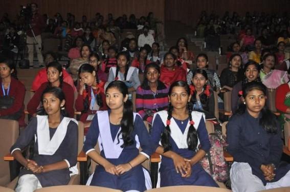 'Kishori Utkarsh Manch' seminar organized