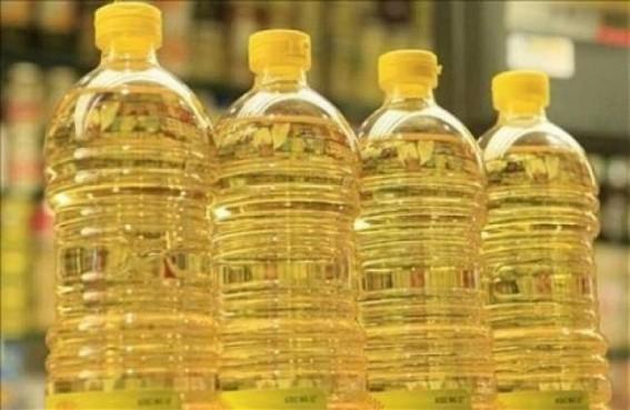 Tripura Govt will start subsidized cooking oil distribution in ration shops