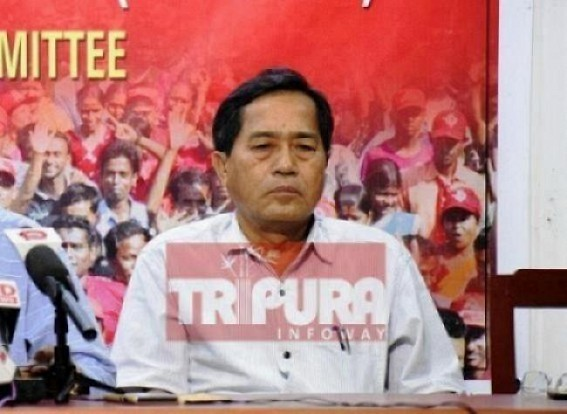Tyranny of BJP era has to be stopped : MP Jiten
