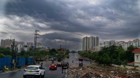 Monsoon arrives in Kerala right on time