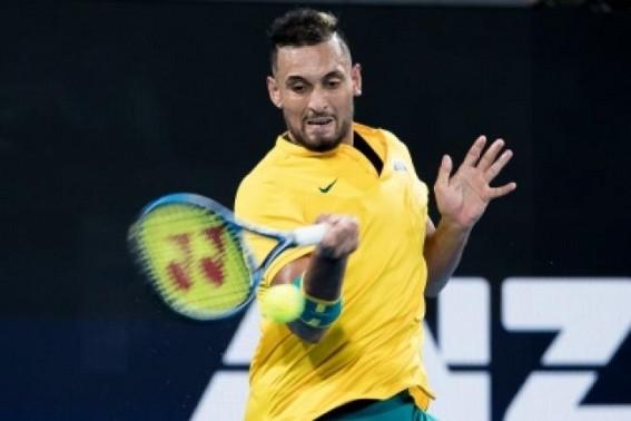 Kyrgios, Becker engage in Twitter war after Australian slams Zverev