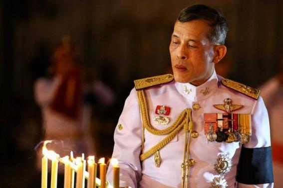 Thai King orders changes in royal motorcades