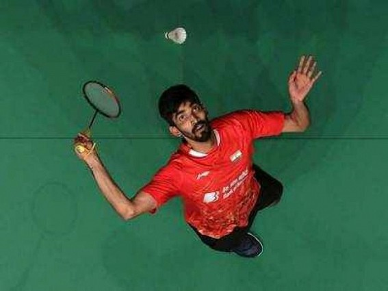 Indonesia Masters: Kidambi, Sourabh crash out in opening round