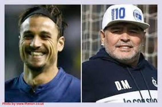 Striker Barrios set to join Maradona's Gimnasia