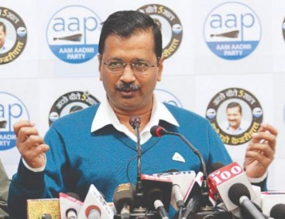 Vote for us if you believe we have worked: Kejriwal