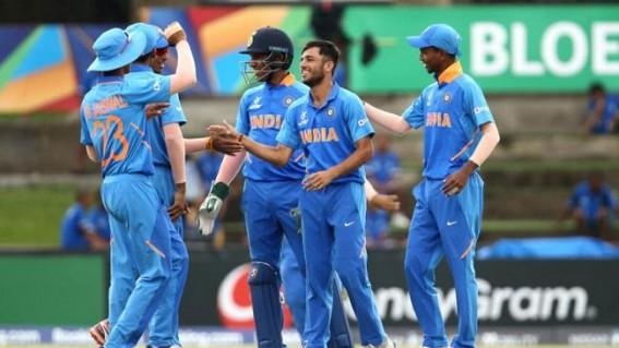 U19 WC: Ravi, Kartik help India thrash Japan