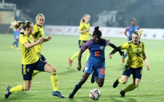 Senior players laud AIFF for broad-basing women's football