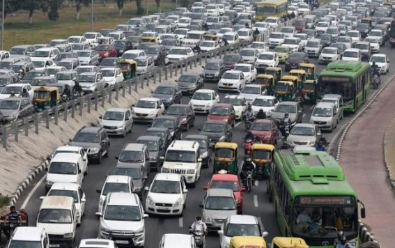 Vehicle registrations down 15% in December: FADA