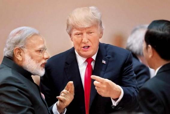 India ignores Trump's mediation offer