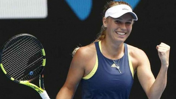 Wozniacki waves goodbye after 3rd round defeat at Aus Open