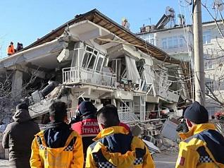 Turkey quake toll reaches 22