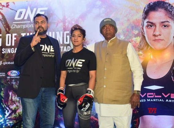 Want to finish the bout in the 1st round: Ritu Phogat