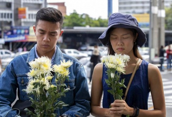 Thai shopping mall reopens after mass shooting
