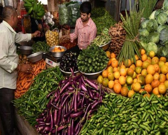 Base effect, higher fuel prices push Jan wholesale inflation to 3.10% (