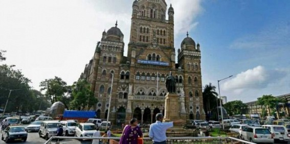 In a first, BMC seizes 2 helicopters for property tax dues