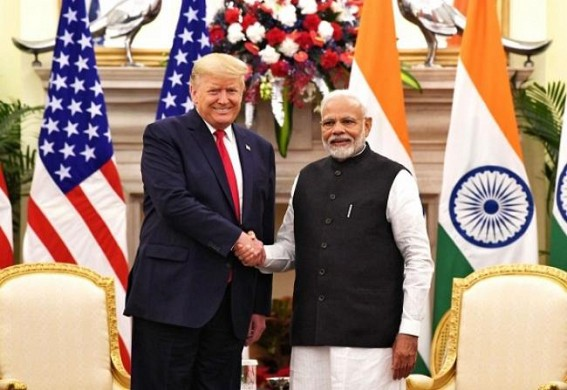Ensure no Pak territory is used to launch terror: Indo-US statement