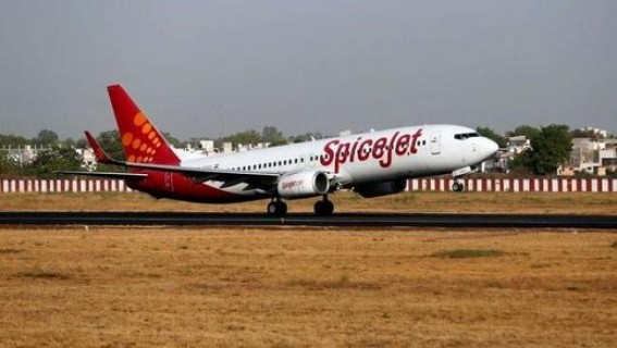 Spicejet flight makes emergency landing in Kolkata