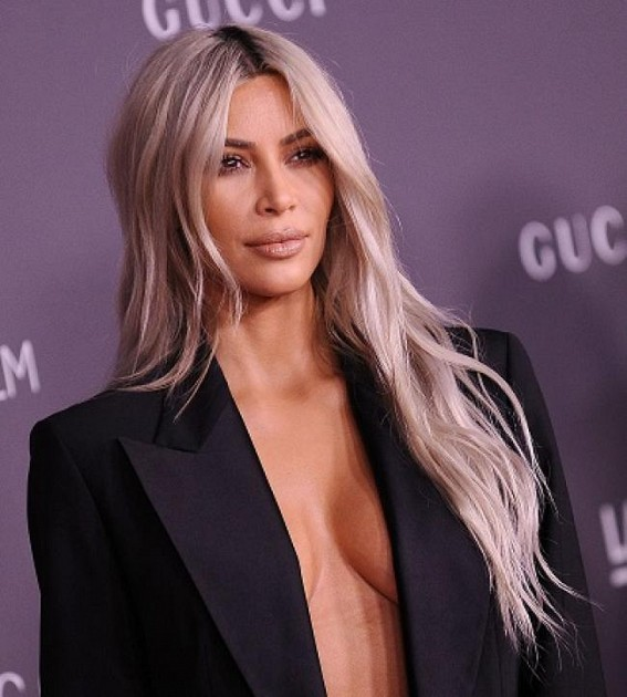 Kim Kardashian shares evidence of being a hands-on mommy