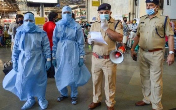 Number of COVID-19 cases in India has risen to 562