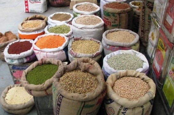 Retail stores following social distancing strictly in Tripura : Tripura has 20 days Food Stock