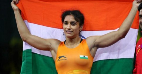 Every athletes' worst fear has come true: Vinesh on Oly postponement