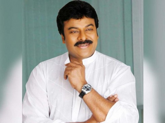 Chiranjeevi sees mega number of followers within a day of joining Insta, Twitter