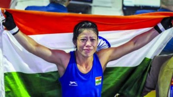 Main aim is to win an Oly medal of different colour in Tokyo: Mary