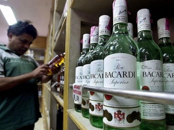 Delhi earns over Rs 110 crore in 15 days from 'corona fee' on liquor