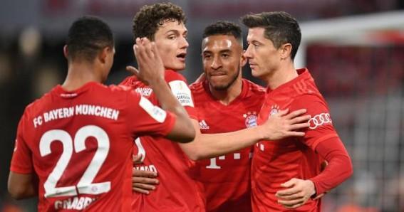 Bayern Munich players agree to pay cut till 'end of season'