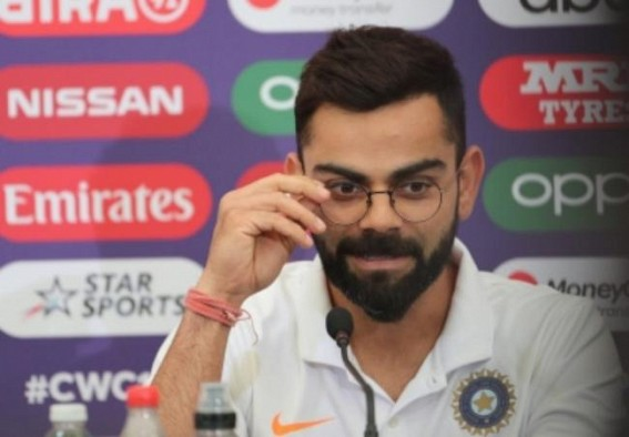 You need to be a normal person at the end of the day: Kohli on fame