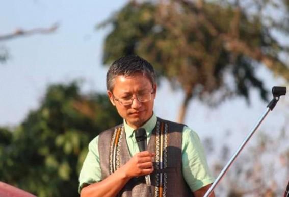 'Pradyot Manikya is the most communal person of Tripura', says Mizo Convention General Secretary