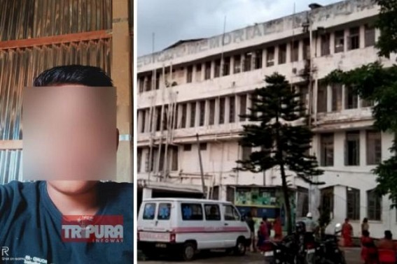 Class-9 student consumes acid aftermath poor exam results in Tripura, dies