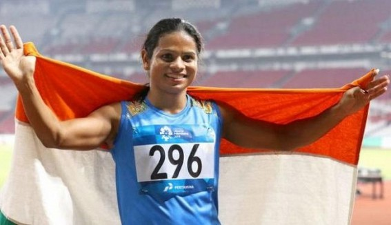 Do not be afraid to love anyone: Dutee Chand