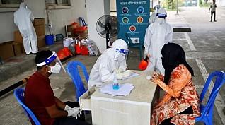 Bangladesh COVID-19 cases reach 1,59,679; death toll 1,997