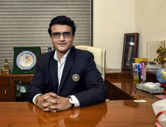 Life will be normal once the COVID-19 vaccine is out: Ganguly