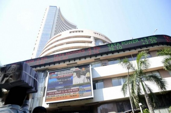 Sensex trims gains after opening 173 points higher