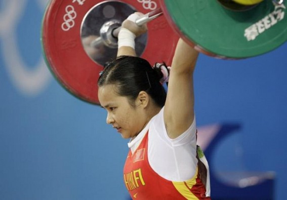 IOC disqualifies Turkish weightlifter's London 2012 result