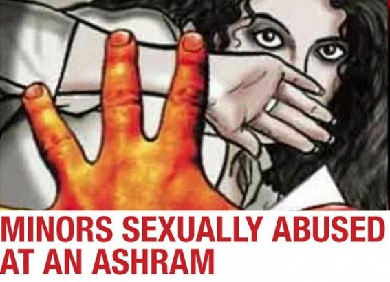 Ashram owner held for sexually abusing minors