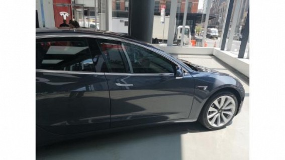 Musk again hints at Tesla Model 3 arrival in India