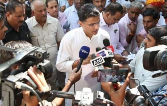 'Forces trying to destabilise Congress govt in Rajasthan won't succeed'