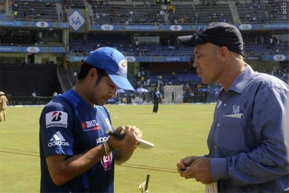 Tendulkar looked a very special talent from his early days, says Morrison