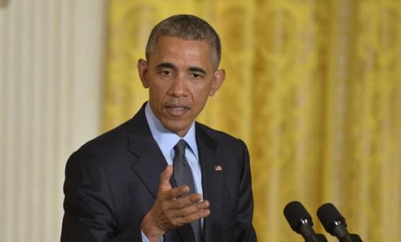 Obama calls for end to voter suppression