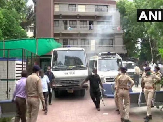 Fire claims 8 Covid patients in Ahmedabad hospital