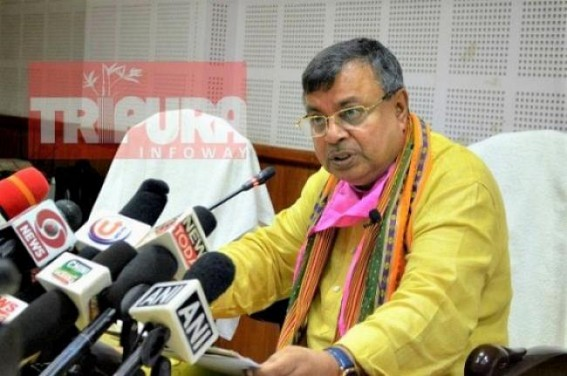 Tripura to Conduct 'Bochor Bachao' exams on September month