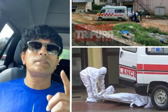 'Lt. Bina Pani Roy was Murdered through Medical Negligence, Faulty tests', says TIWN Editor, hits GB COVID-19 Centre as 'HELL' : Bashed Biplab deb Govt's propaganda to label each 'Correct Information' as 'Fake News'