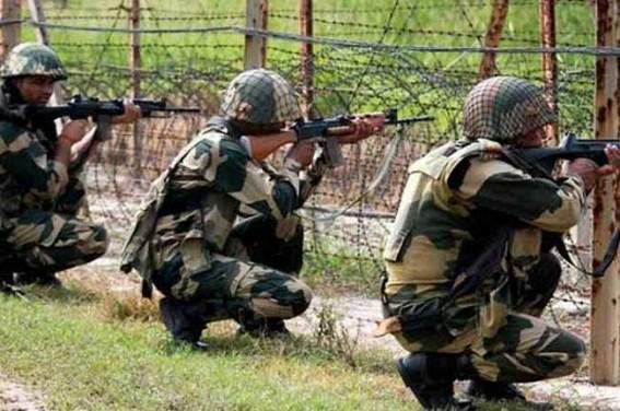 3 suspected Pak intruders shot dead in Punjab