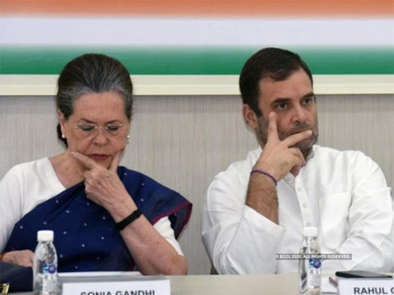 Scores of Cong leaders write to Sonia for party reforms