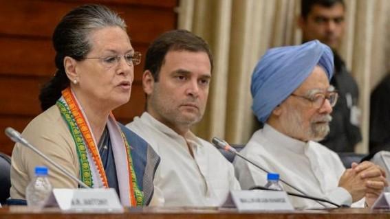 Ahead of CWC meet, Congress a divided house